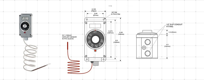 wiring diagram for clepco intelligent heater diagram