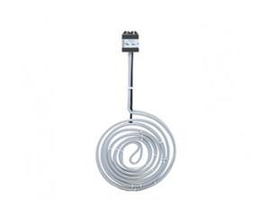 Spiral PTFE Pancake Tubular Immersion Heater