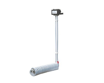 L-Shaped Single Spiral PTFE Tubular Heater